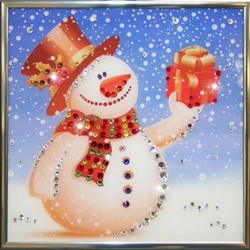 Картины на новый год своими руками фото