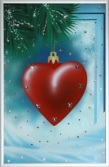 Вадима, романтическое видео поздравление с новым годом для любимого