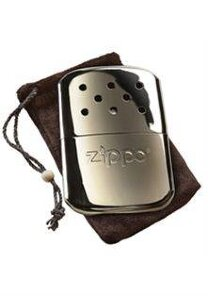 Грелка для рук High Polish Chrome ZIPPO 40282-gr